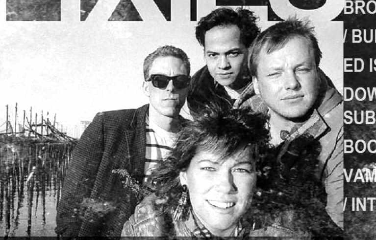 Pixies-1987