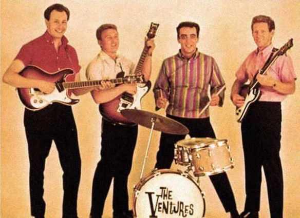 Ventures-1964