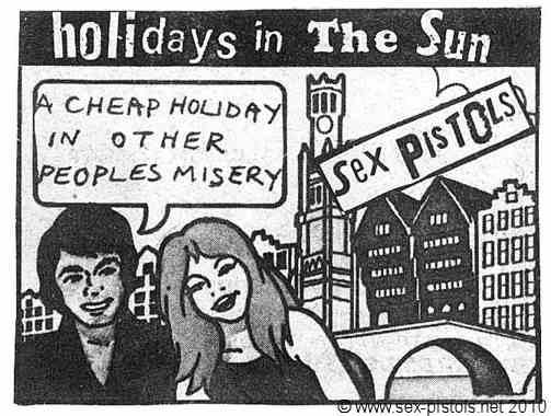 SexPistols-holidaysINtheSUN