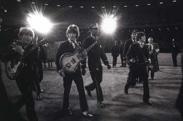 Beatles-1966-Shea