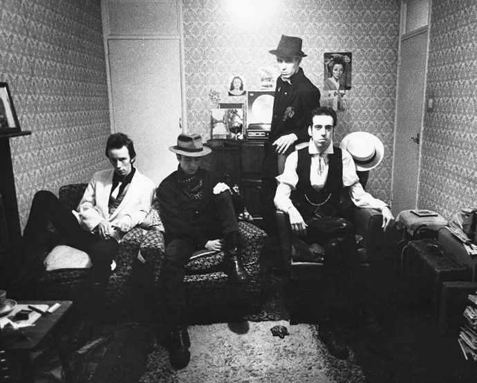 Clash-1979-room