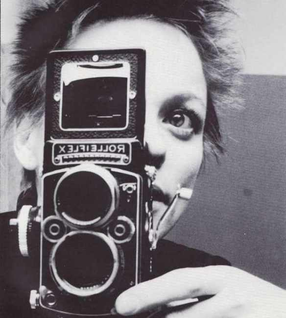 LaurieAnderson-1984-selfie