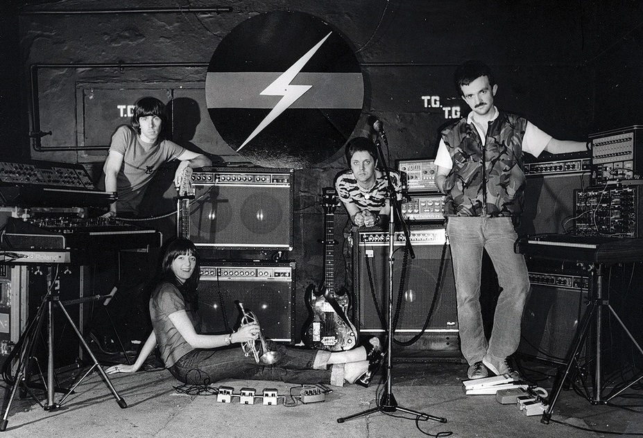 ThrobbingGristle-posing