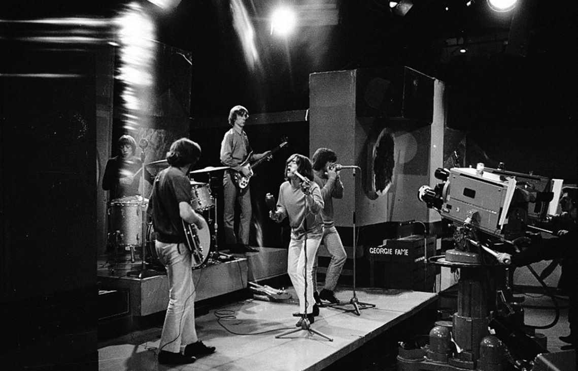 PrettyThings-1965-TVstudio