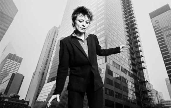 LaurieAnderson-1982-NYC