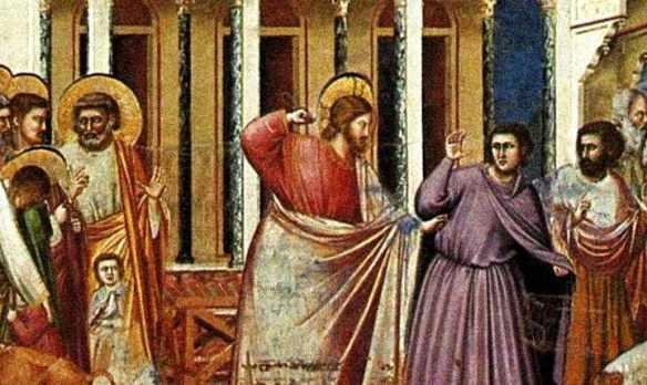 Jesus+moneyChangers