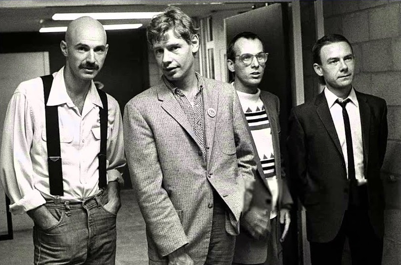 KingCrimson-1981-backstage