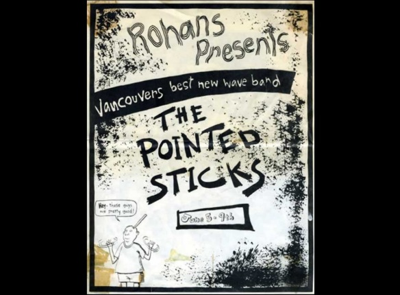 PointedSticks-gigPoster